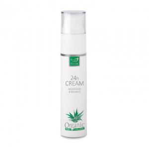 Aloe Vera 24-Stunden-Feuchtigkeitscreme
